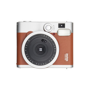 Medium fujifilm instax mini 90 neo classic  brown