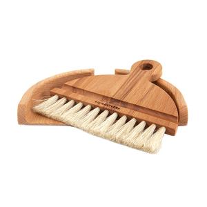 Medium selfridges iris hatverk table brush and dustpan  1