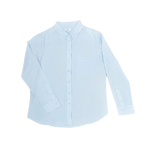 Large maison standards the silk shirt