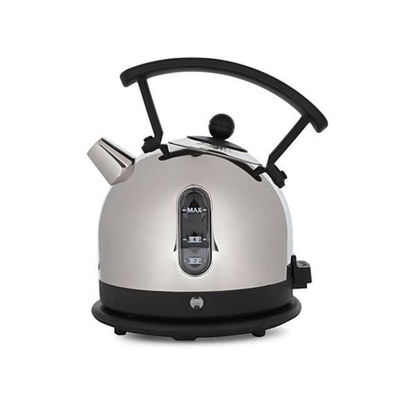 Large dualitdome kettle black