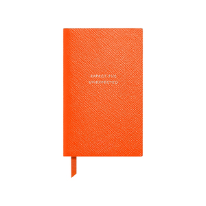 Medium expect the smythson unexpected  panama notebook
