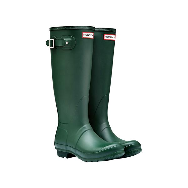 Large hunter women s original tall wellington boots