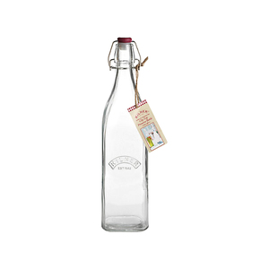 Medium kilner clip top bottle