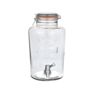 Medium kilner drinks dispenser  8l