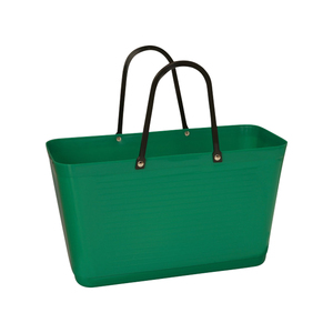 Medium labour and wait bucket bag green