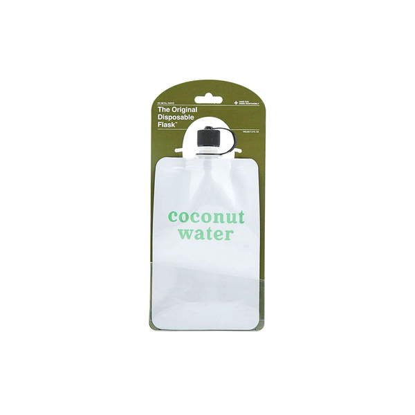 Large urban outfitters coconut travel flask