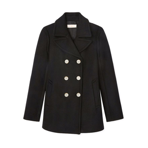 Medium tory burch wool cashmere peacoat