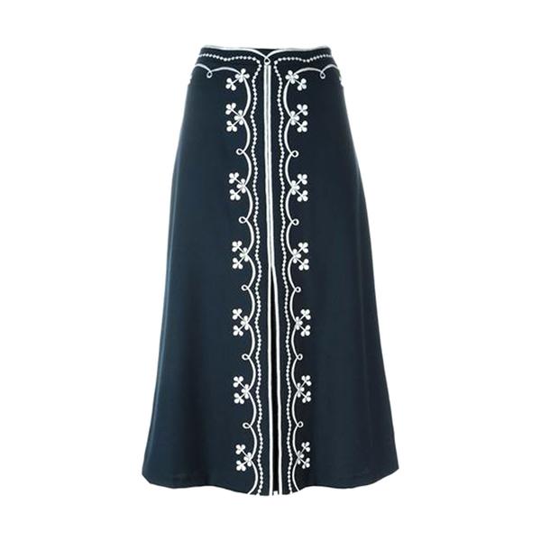 Large vilshenko  erin  skirt