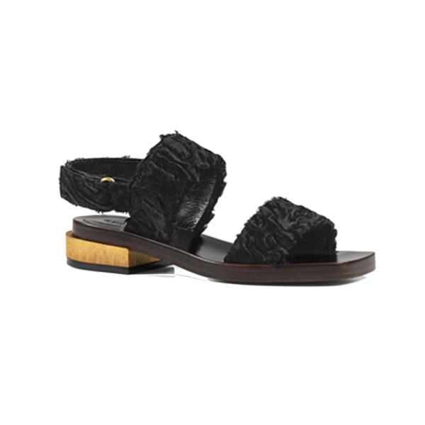 a2b078de9 Gucci - Querelle slingback sandal - Semaine