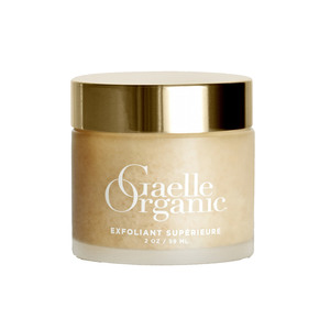 Medium gaelle organic exfoliant superieure refining treatment