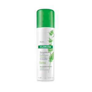 Medium klorane dry shampoo with nettle