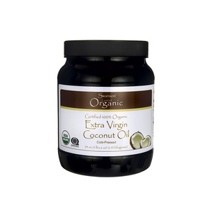 Medium swanson organic certified 100  organic extra virgin coconut oil