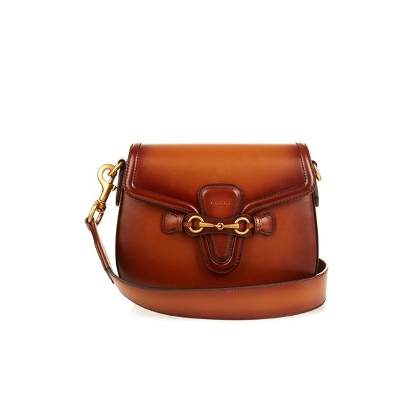 8d7c3aae2ff0 Gucci - Lady Web medium leather shoulder bag - Semaine