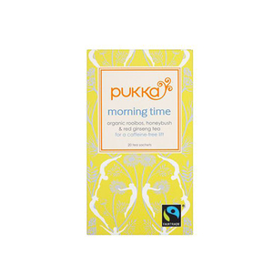 Medium pukka tea