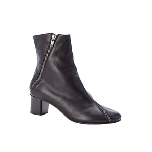 Medium acne studios malou zipper boots