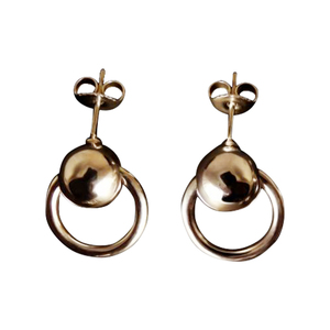 Medium betony vernon sado chic earrings copy