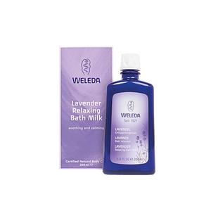 Medium large weleda lavander relaxing bath milk 200ml 2 copy