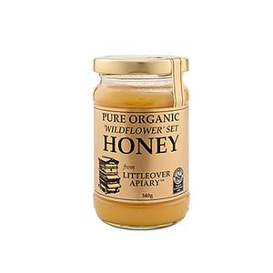 Medium large planetorganic littleover organic wildflower set honey copy