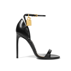 Medium tom ford leather sandals