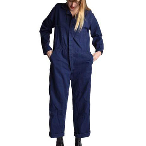 Medium large etsy navy coveralls flight suit boiler suit jumpsuit vintage mechanic work wear romper playsuit m l xl copy