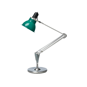 Medium conranshop anglepoise type 1228 desk light green
