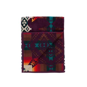 Medium voo store pendletonjacquard towel