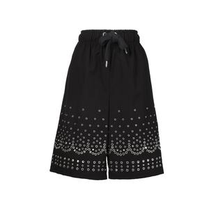 Medium alexander wang eyelet embellished shorts