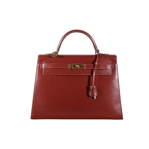 Medium first dibs 1960 vintage herme s kelly bag 32 burgundy