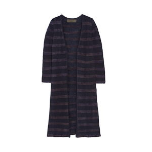 Medium netaporter the elder statesman mr simple striped cashmere cardigan