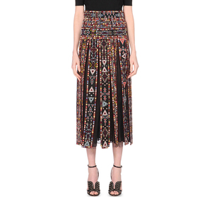 Medium selfridges   valentino embroidered tulle skirt