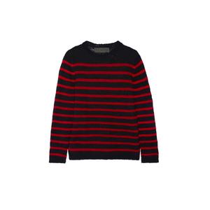 Medium the elder statesman picasso striped cashmere sweater