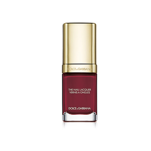 Medium  dolce and gabbana matt nail varnish red copy