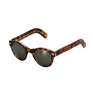 Medium lucy folk short and sweet sunglasses  humbug