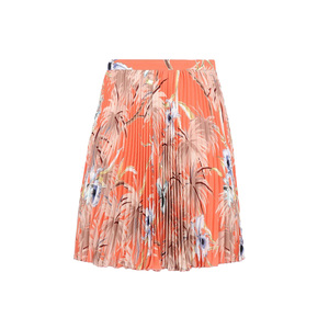 Medium valentino printed skirt