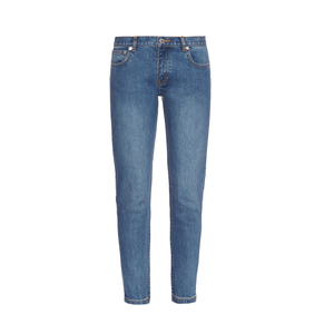 Medium a.p.c. etroit court low rise skinny jeans