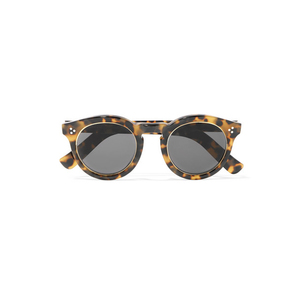 Medium illestevaleonard ii ring round frame acetate and metal sunglasses 2