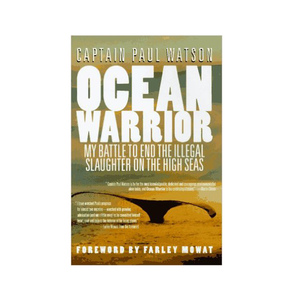 Medium amazon paul watson ocean warrior my battle to end the illegal slaughter on the high seas