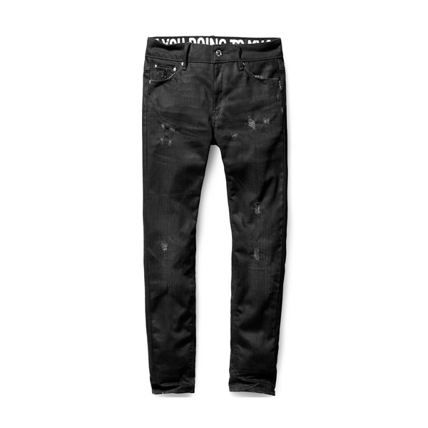 Large g star raw occotis 3301 slim jean black