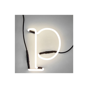 Medium deisgncasa neon art letter lamp  p   1