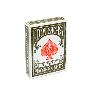 Medium tom sachs   nugget playing cards