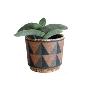 Medium spartanshop kat and roger planter triangles