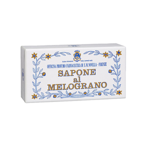 Medium aedes santa maria novella melograno bath bar grande