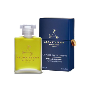 Medium aromatherapyassociates equilibrium bath and shower oil