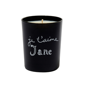 Medium bella freusje t aime jane candle