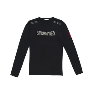 Medium bella freu strummer jumper black