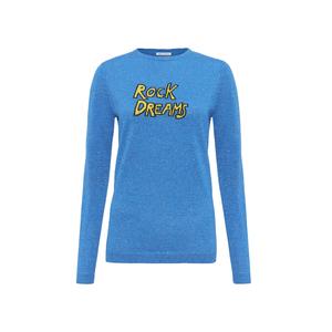Medium bellafreud rockdreams jumper turquoise