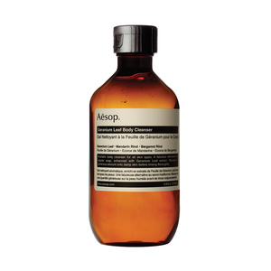 Medium aesop geranium leaf body cleanser 200ml b nl