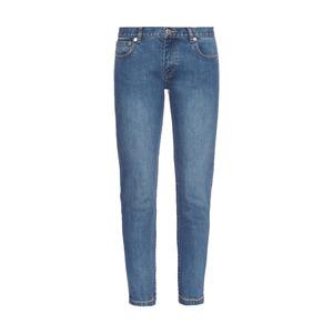 Medium a.p.c.etroit court low rise skinny jeans