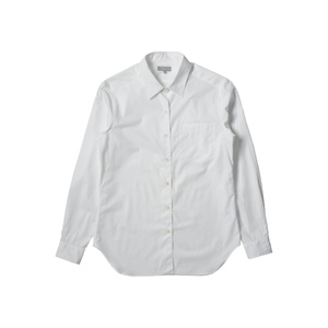 Medium margaret howell women plain shirt cotton white