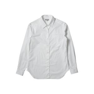 Medium margaret howell women plain shirt cotton white